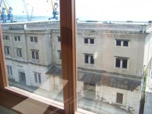 Biennale 2011 al Magazzino 26 del Porto Vecchio di Trieste