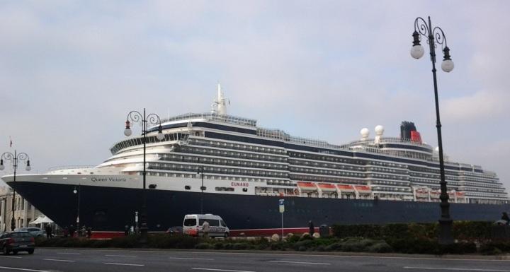 Trieste accoglie una regina fuggita da Venezia