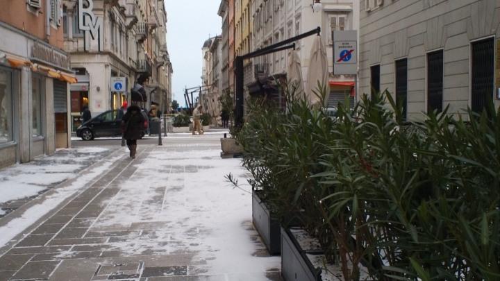 Prima neve del 2012