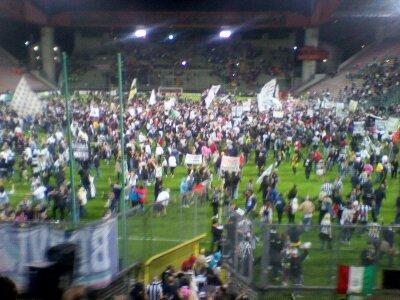 Vince la Juventus 2 a 0