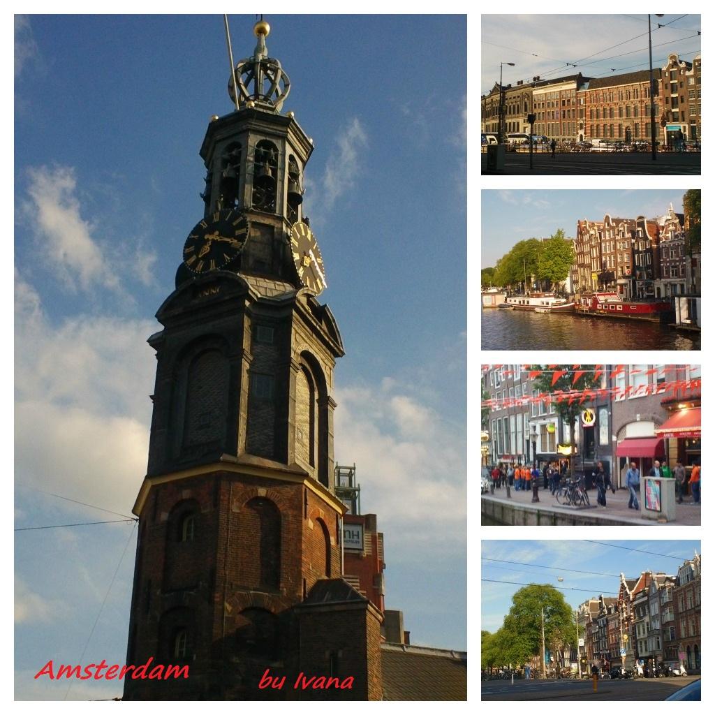 L'affascinante Amsterdam