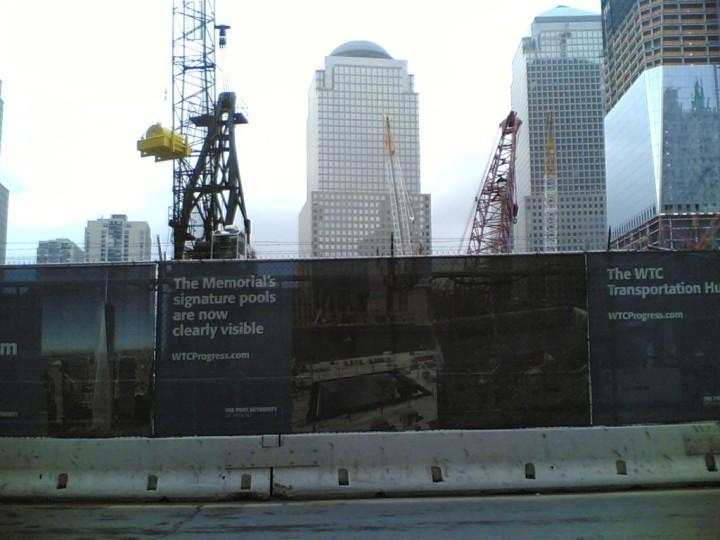 Foto scattata a New York  nell'aprile del 2011