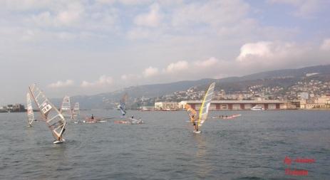 Trieste in attesa della Barcolana