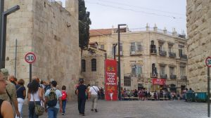 Visita a Gerusalemme