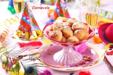 Dolcetti per Carnevale