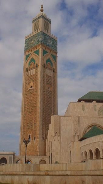 La Moschea di Hassan II