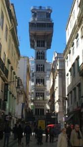 Elevador Lacerda, simbolo di Lisbona