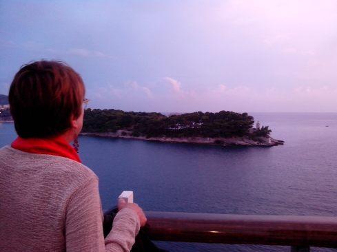 La costa Dalmata