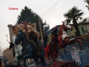 carnevale Muggia i cavalieri dell'Apocalisse
