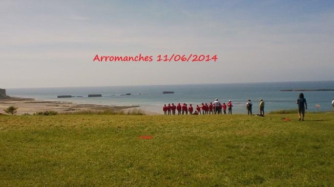 Francia Arromanches