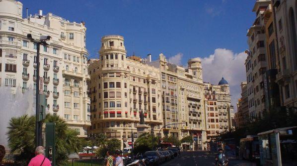 Valencia in luglio 2014