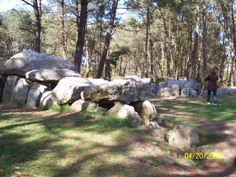 Carnac in Francia
