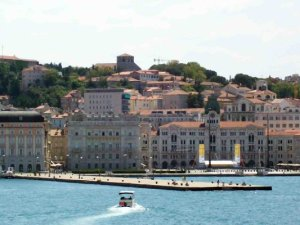 Trieste - Buon Ferragosto