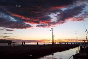 Primo settembre - Tramonto
