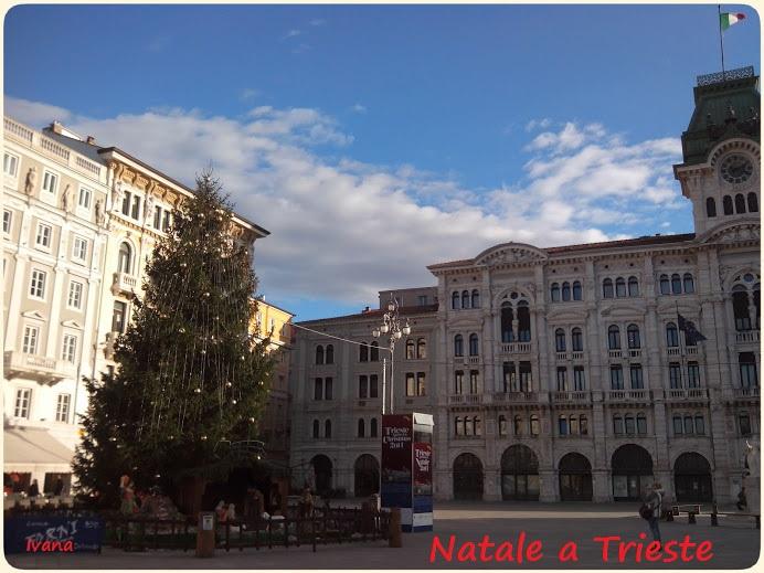Trieste in attesa del Natale