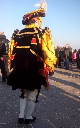 Venezia CARNEVALE costume