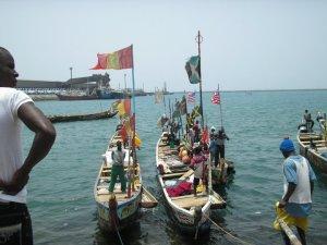 Lomè nel Togo