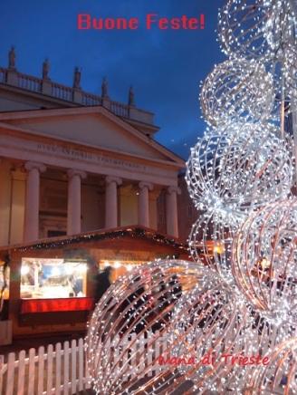 Trieste natalizia