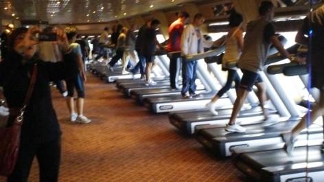 crociera fitness