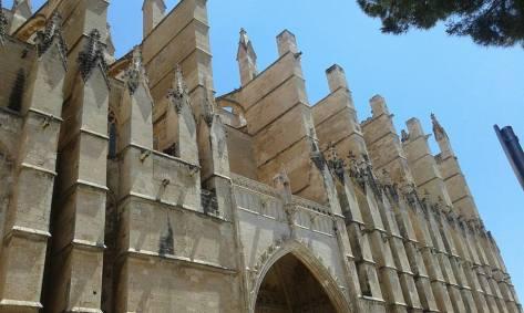 Palma de Mallorca cattedrale