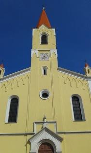 Verteneglio chiesa
