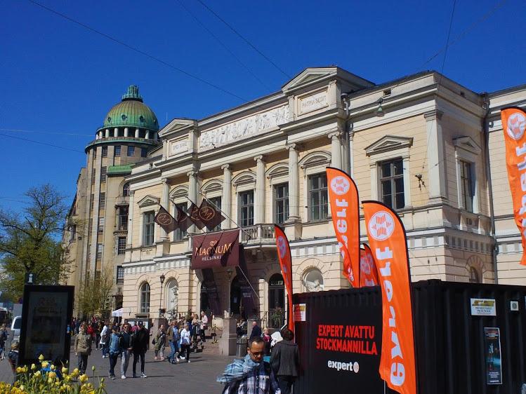 Helsinki collegamento Fi incontri motoseghe Husqvarna