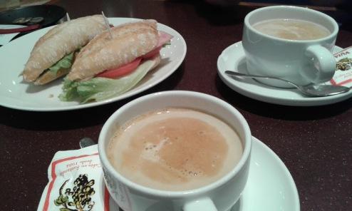 cafè com leche